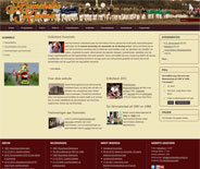Website Volksfeest Hummelo (2001-heden)